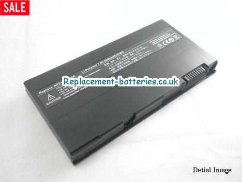 7.4V ASUS 1002HA-BLK006X Battery 4200mAh
