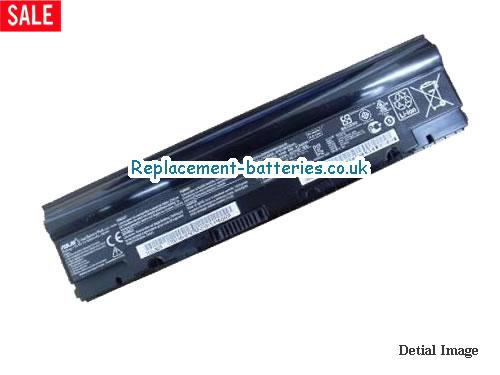 ASUS A32-1025,A31-1025 for 1025C Series laptop battery, 5200mah, 6cells in United Kingdom and Ireland