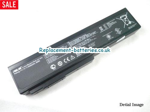 11.1V ASUS ASUSPRO B43V SERIES Battery 4400mAh