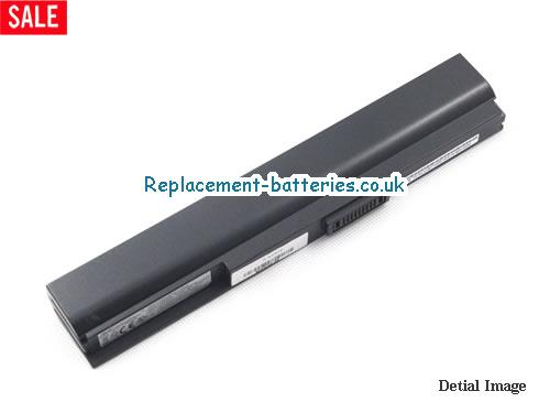 11.1V ASUS EEE PC 1004DN Battery 2400mAh