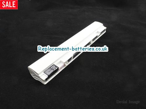 10.8V ASUS EEE PC X101CH SERIES Battery 2600mAh