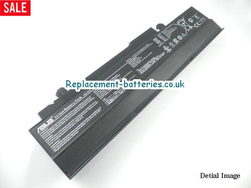 10.8V ASUS EEE PC 1011PN Battery 4400mAh