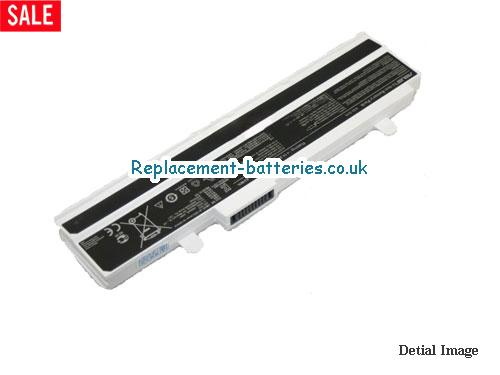 10.8V ASUS EEE PC 1015PED Battery 5200mAh