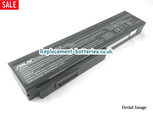 11.1V ASUS M50SV SERIES Battery 4400mAh