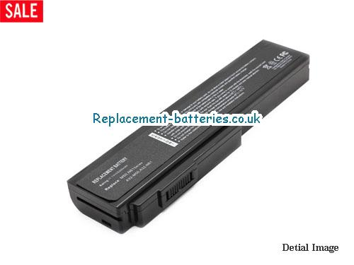 11.1V ASUS M50SV SERIES Battery 5200mAh