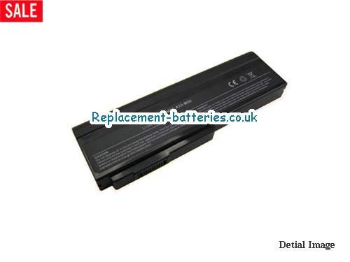 11.1V ASUS M50SV SERIES Battery 7800mAh