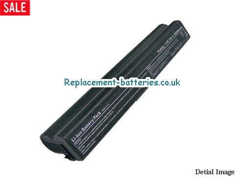 A32-T13 Battery, 11.1V ASUS A32-T13 Battery 5200mAh