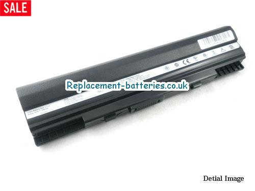10.8V ASUS UL20A-A1 Battery 4400mAh