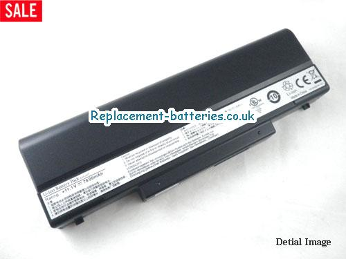 11.1V ASUS S37SP Battery 7800mAh