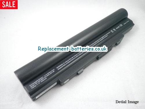 11.1V ASUS U30JC-A1 Battery 5200mAh, 47Wh