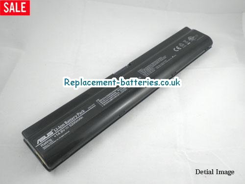 Genuine A42-G70 G70L821 Battery for ASUS G70 G70s G70SG Series Laptop in United Kingdom and Ireland