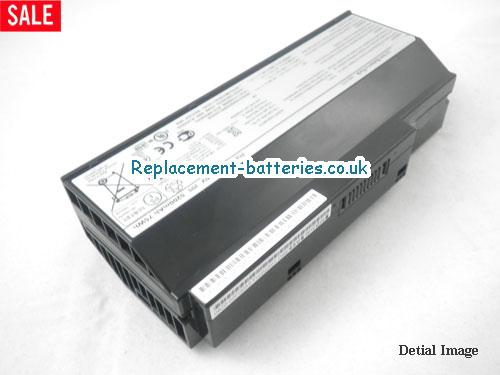 14.6V ASUS G53 SERIES Battery 5200mAh