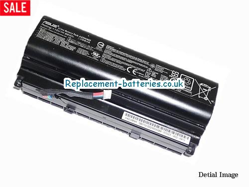 A42LM93 Battery, 15V ASUS A42LM93 Battery 88Wh