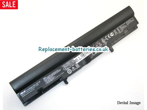 14.4V ASUS U36SG-DS51 Battery 4400mAh