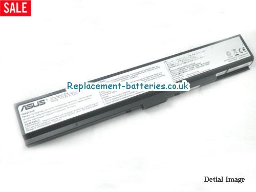 A42-W1 Battery, 14.8V ASUS A42-W1 Battery 4400mAh