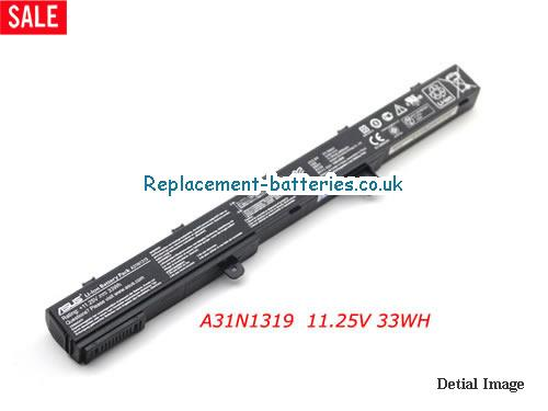 11.25V ASUS X551CA Battery 33Wh