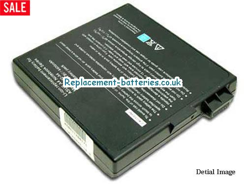14.8V ASUS A4000S SERIES Battery 4400mAh