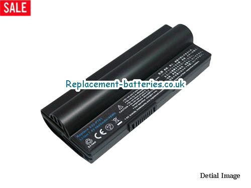 7.4V ASUS EEE PC 900H Battery 4400mAh