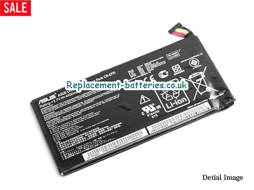 C11EP71 Battery, 3.7V ASUS C11EP71 Battery 4400mAh, 16Wh