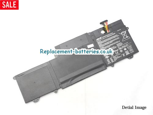 7.4V ASUS UX32VD Battery 6520mAh, 48Wh