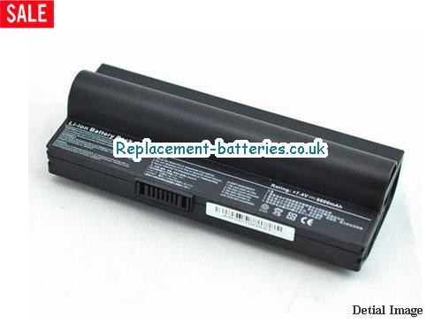 7.4V ASUS EEE PC 900-W017 Battery 8800mAh