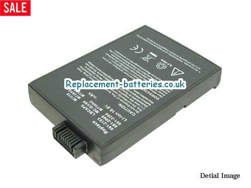 10.8V APPLE APPLE POWERBOOK G3 14.1-INCH M7109J/A Battery 6600mAh