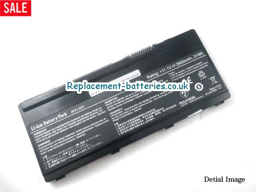 11.1V EPSON AP31-H53 Battery 2800mAh