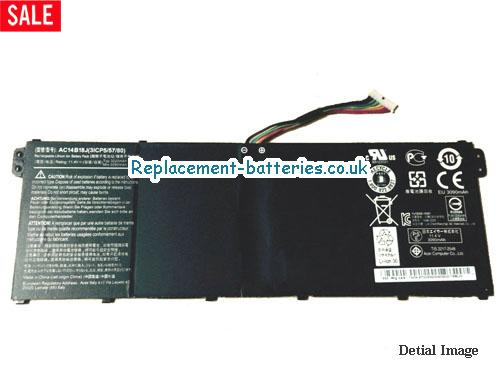 11.4V ACER CHROMEBOOK 13 CB5-311 Battery