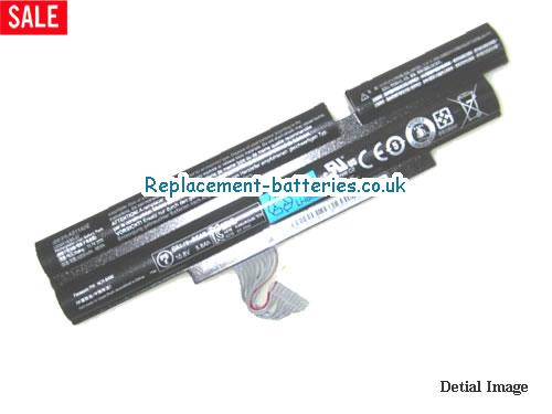 11.1V ACER 3830TZ Battery 6000mAh, 66Wh