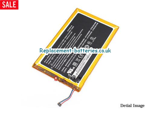A1311 Battery For Acer Li-Polymer 14.8Wh 3.7V 4000mAh in United Kingdom and Ireland