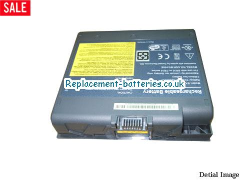 14.8V ACER ASPIRE 1402X Battery 5850mAh