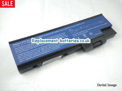 11.1V ACER ASPIRE 5675WLMI Battery 5200mAh