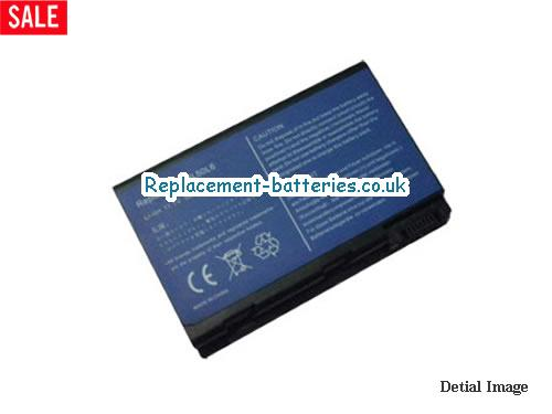 11.1V ACER TRAVELMATE 2490 Battery 4400mAh