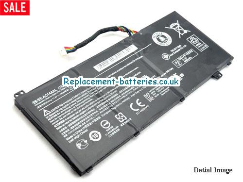 ACER AC14A8L Aspire V Nitro VN7-591G Laptop Battery in United Kingdom and Ireland