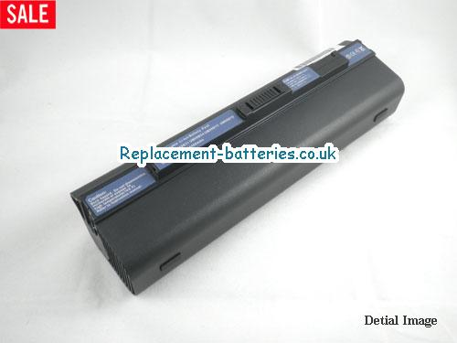 11.1V ACER ASPIRE ONE 751-BK23F Battery 10400mAh
