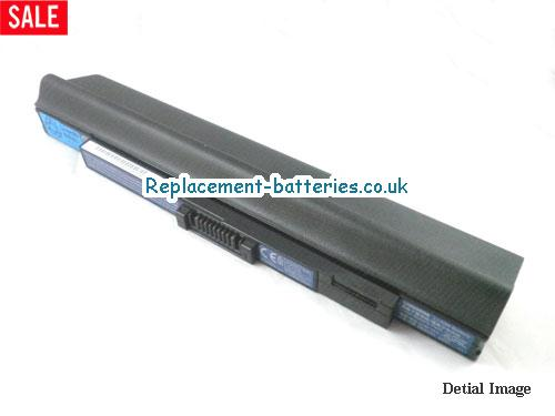 11.1V ACER ASPIRE ONE 751H-52BGW Battery 4400mAh