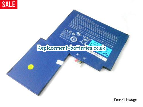 Genuine AP11B7H, AP11B3F Battery For ACER Iconia W500 W500P Series Laptop 3260MAH in United Kingdom and Ireland