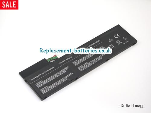 11.1V ACER ASPIRE TIMELINE ULTRA M5 SERIES Battery 4800mAh, 53Wh
