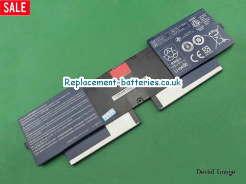 ACER AP12B3F Battery for Aspire S5, 14.8V, 34Wh in United Kingdom and Ireland