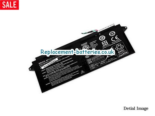 AP12F9J Battery Li-Polymer 7.2V For ACER Aspire V3 Laptop in United Kingdom and Ireland