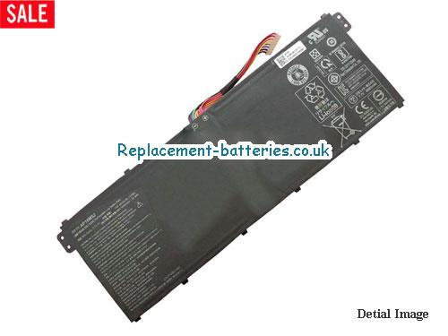 AP16M5J Battery Li-Polymer ACER 7.7V 4810mAh 37Wh in United Kingdom and Ireland