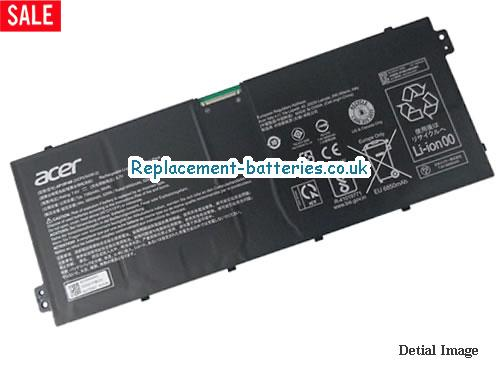 Genuine Acer AP18F4M Battery Rechargeable Li-Polymer 2ICP5/54/90-2 7.6v 52Wh in United Kingdom and Ireland