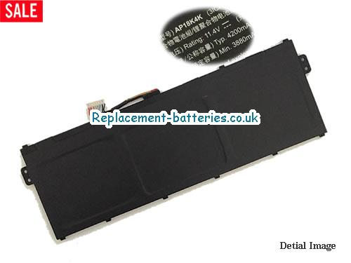 Genuine AP18K4K Battery For ACER Chromebook 311 Series Li-Polymer 11.4v 48Wh in United Kingdom and Ireland
