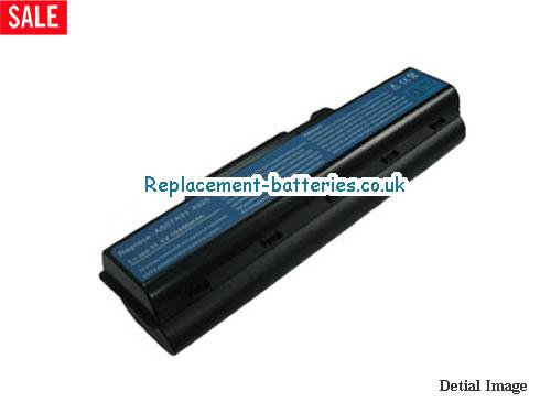 AS07A52 Battery, 11.1V ACER AS07A52 Battery 8800mAh