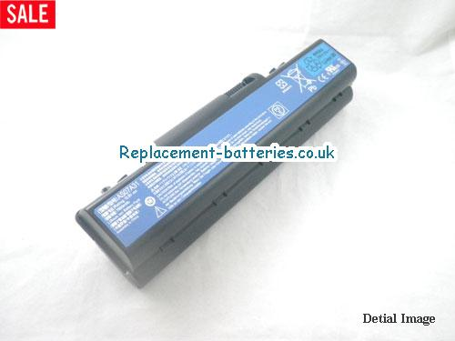 AS07A52 Battery, 10.8V ACER AS07A52 Battery 7800mAh