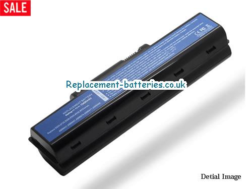 11.1V GATEWAY NV5335U Battery 10400mAh