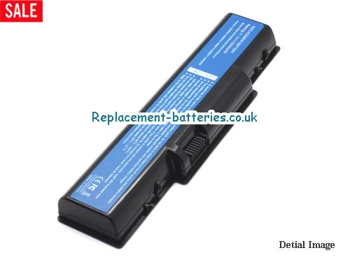 AS09A61 Battery, 11.1V ACER AS09A61 Battery 5200mAh