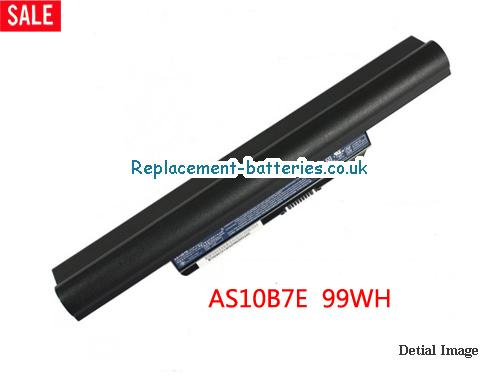 10.8V ACER 4820T SERIES Battery 9000mAh
