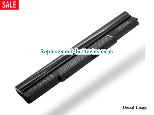 BT.00807.028 Battery, 14.8V ACER BT.00807.028 Battery 5200mAh
