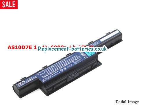 AS10D7E Battery, 11.1V ACER AS10D7E Battery 6000mAh